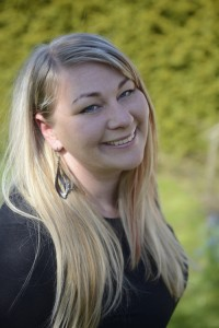 Ulrika Eriksson, bloggare Re-creating.se. Foto: Maja Eriksson